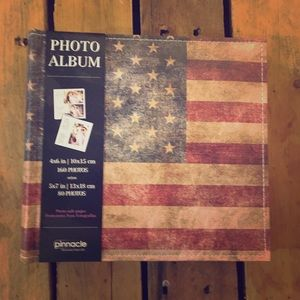 Patriotic Photo Album